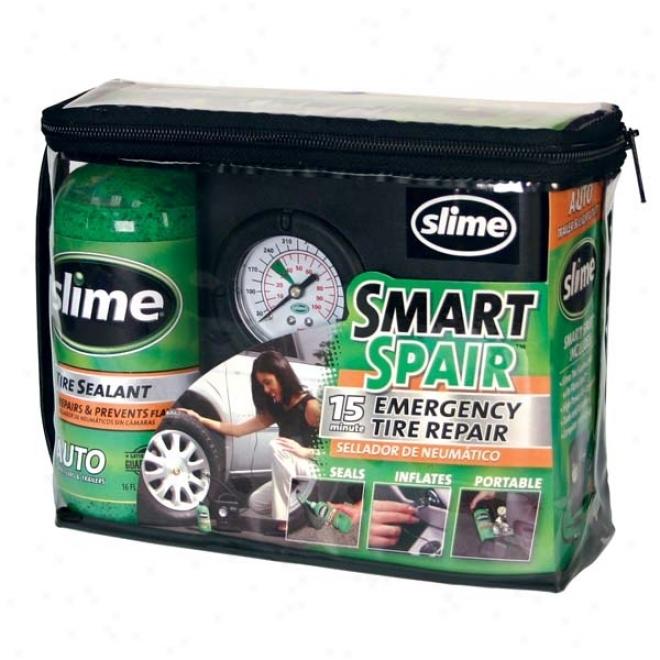 Smart Spair Ejergency Tire Repair Kit