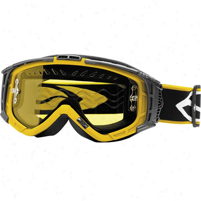 Snow Intake Goggles