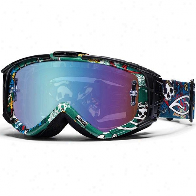 Snow Intake Graphic Series Goggles