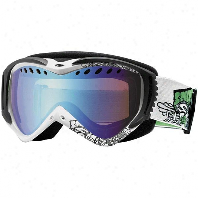 Snow Warp Graphic Series Goggles