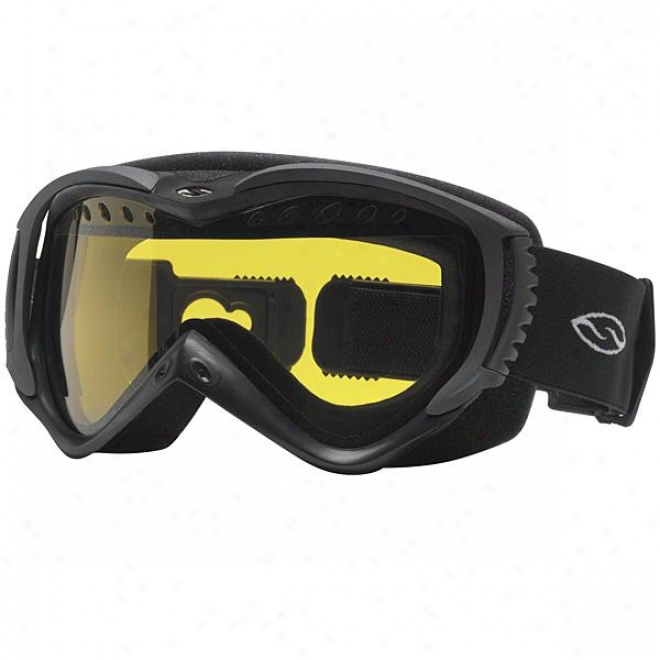 Snow Warp Quick Strap Goggles