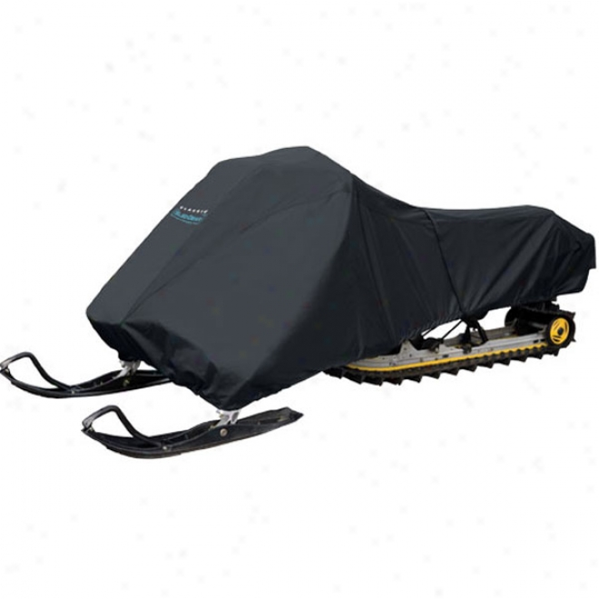 Snowmobile Storage Cover