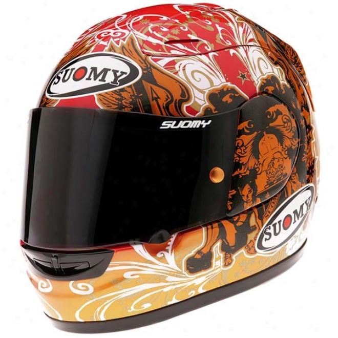 Spec 1r Araldic Helmet