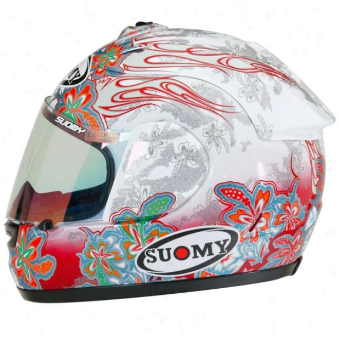 Spec 1r Extreme Flower Helmet