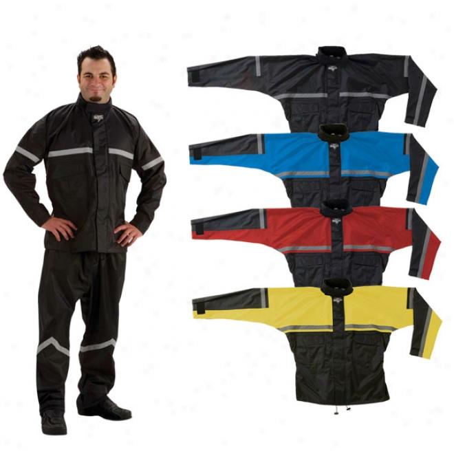 Sr-6000 Stormrider Two-piece Rainsuit