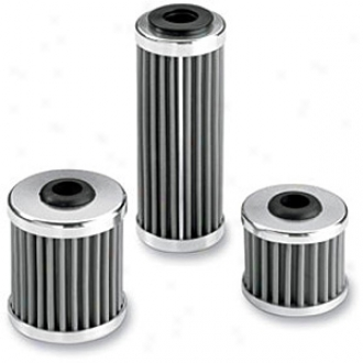 Stainleds Steel Oil Filter