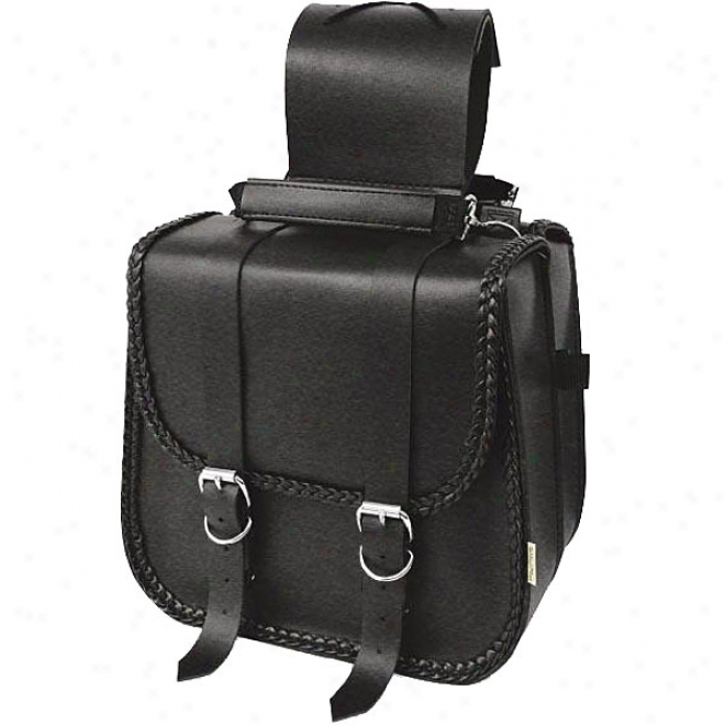 Standard Braided Saddlebags