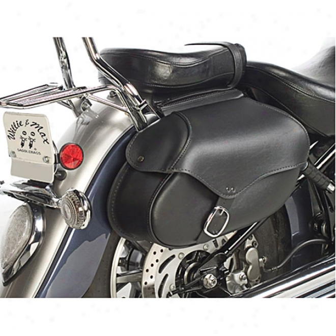 Standard Change Throwover Saddlebags
