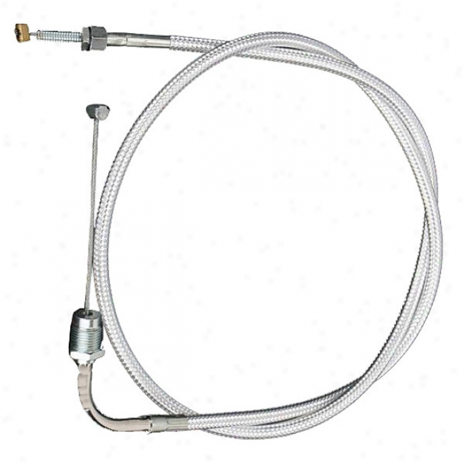 Sterling Chromite Ii Braided Throttle Cable