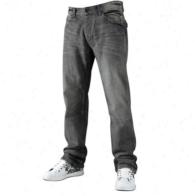 Straight Edge Jeans