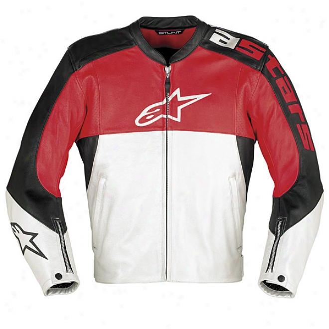 Stunt 2 Leather Jacket