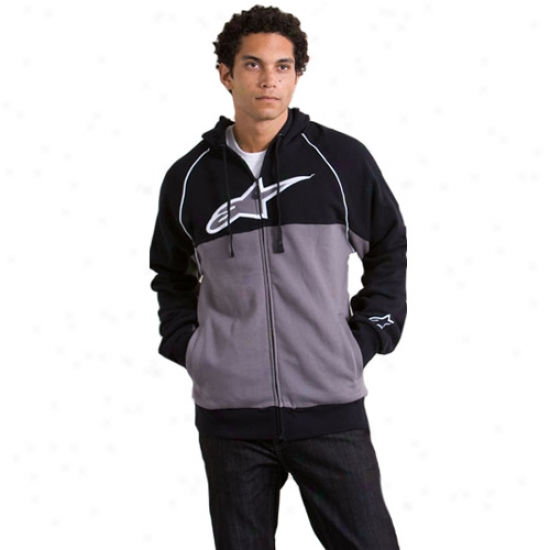 Subterrane Zip-up Hoody