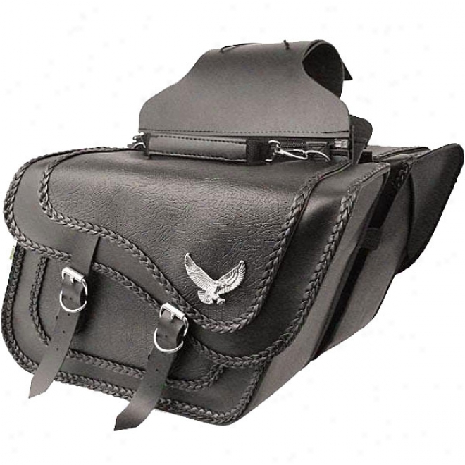 Super Black Magic Saddlebags