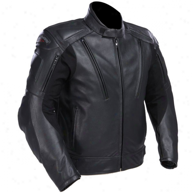Super Sport Iv Leather Jacket