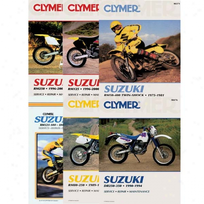 Suzuki Shop Manual
