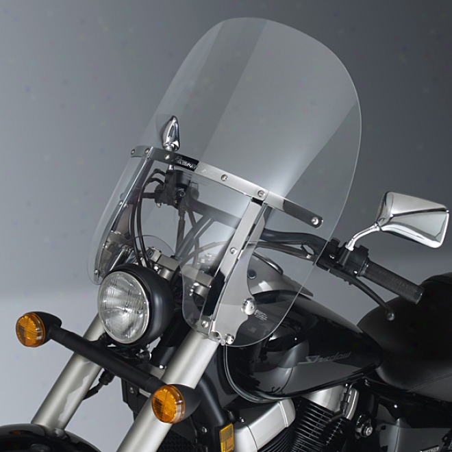Switchblade 2-up Windshield