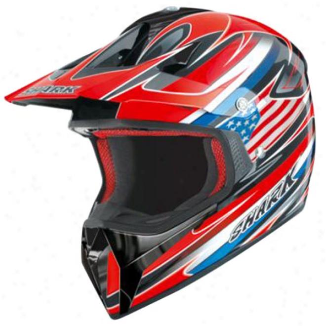 Sxr Alessi Replica Helmet