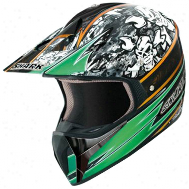 Sxr Pourcel Replica Helmet