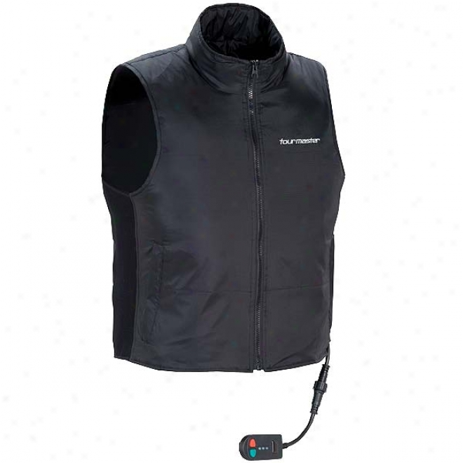 Synergy Heated Vest Liner With Collar