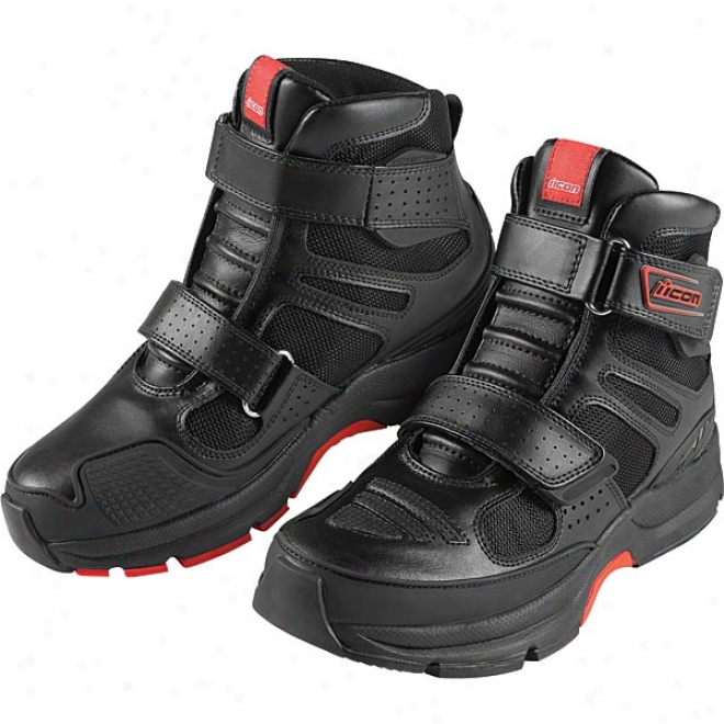 Tarmac Ventilated Boots