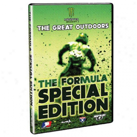 Tgo The Formula Dvd - Special Edition