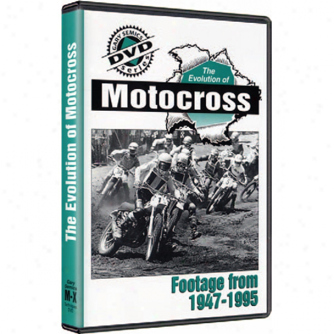 The Evolution Of Motocross 1947-1995 Dvd