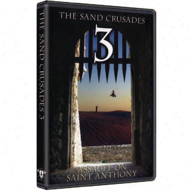 The Sand Cruzades 3 Dvd