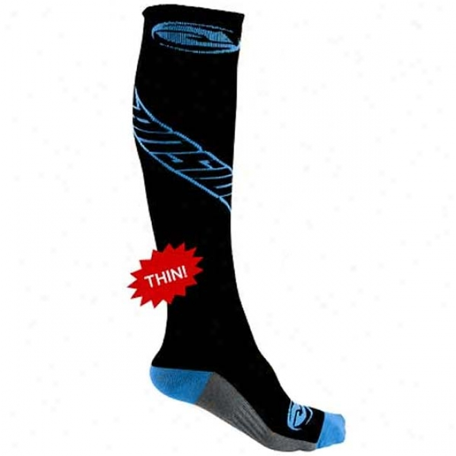 Thin Moto Socks