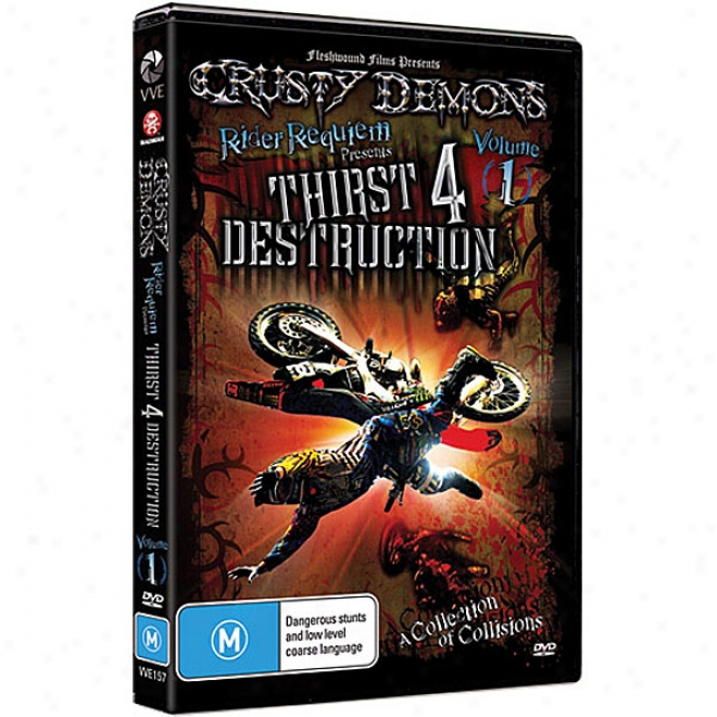 Thirst 4 Desolation Dvd - Vol.1