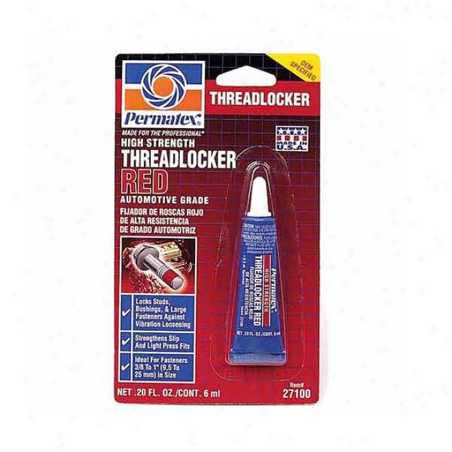 Threeadpocker Red