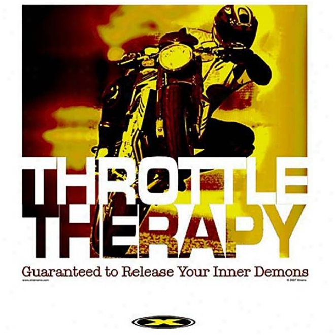 Throttle Therapy T-shirt