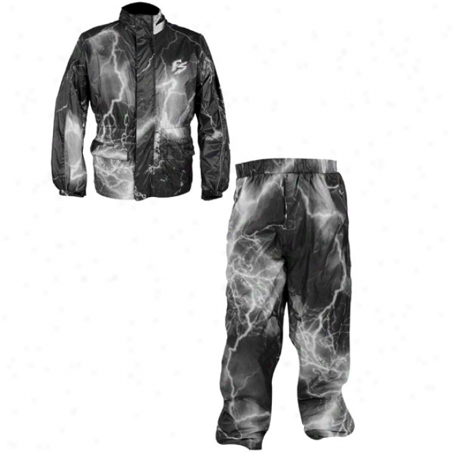 Thunder Two-piece Rainsuit