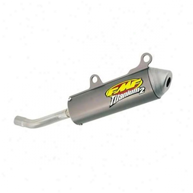 Titanium 2 Silencer For Sst Pipe