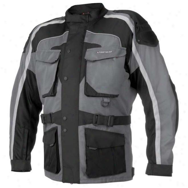 Torrent Mesh Jacket