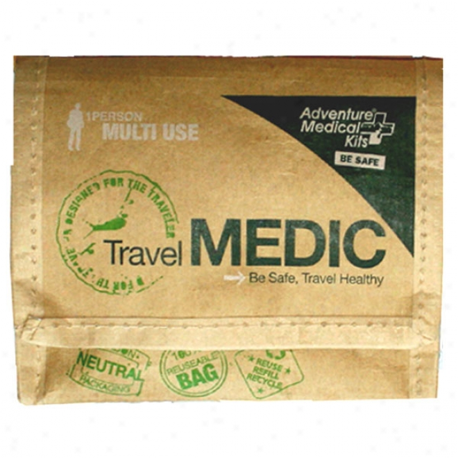 Travel Medic First-aid Kit