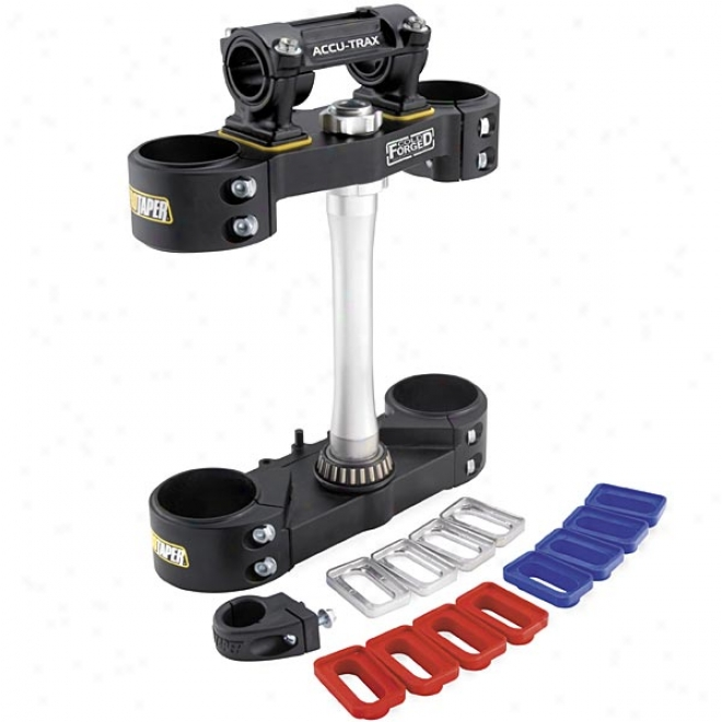 Triple Clamp Complete Kit