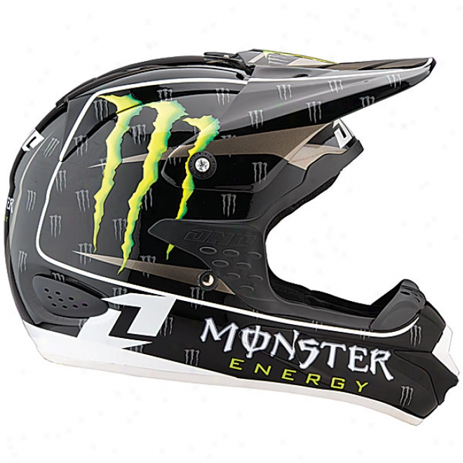 Trooper Monster Helmet