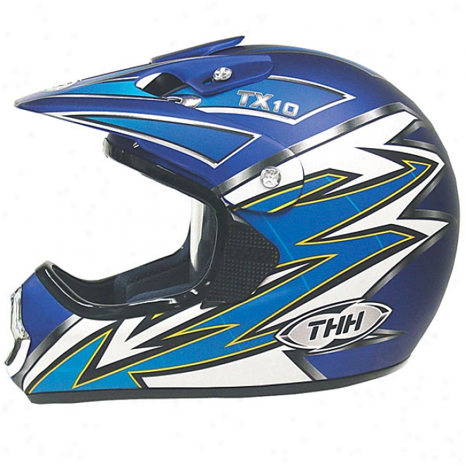 Tx-10 Stealth Matte Helmet