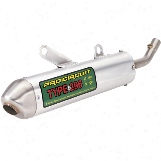 Type 296 Spark Arrester Silencer