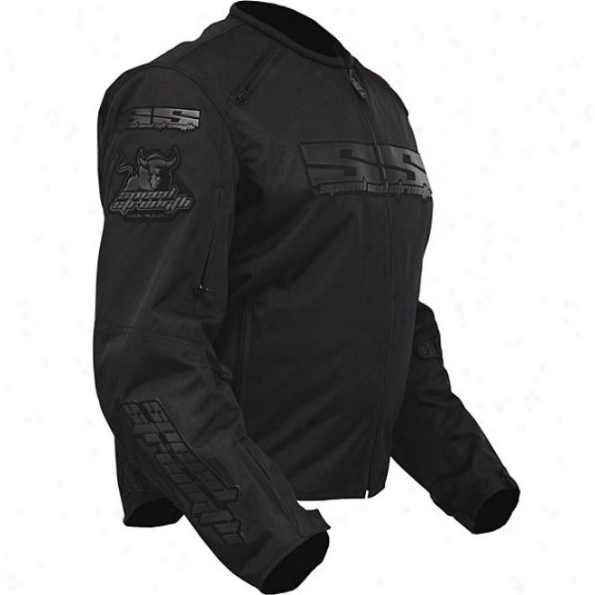 Under The Radar Textile Jacket