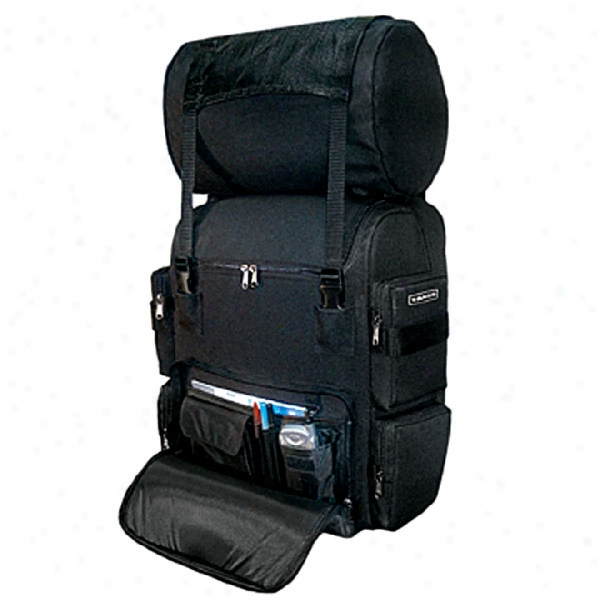 Universal Expandable Bag With Roll Bag And Net