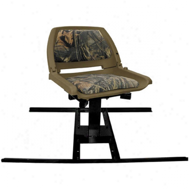 Utv Bed Mount Swivel Seat