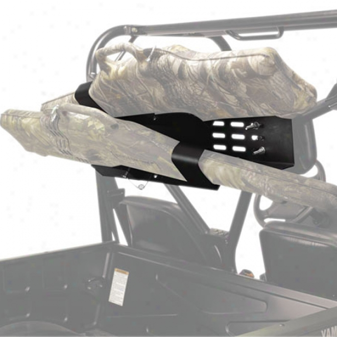 Utv Double Gun Boot Iv Mount