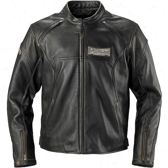 Vantage Leather Jacket