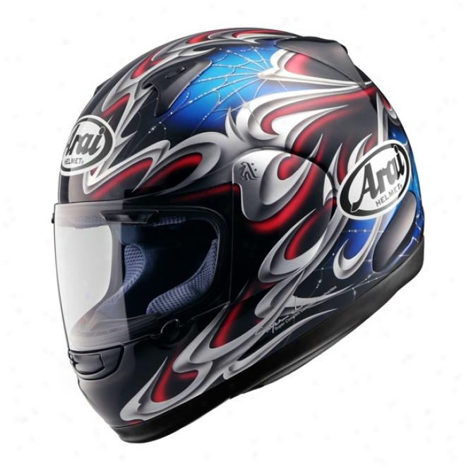 Vector Web Helmet