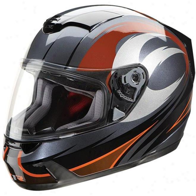 Venom Sunburst Helmet
