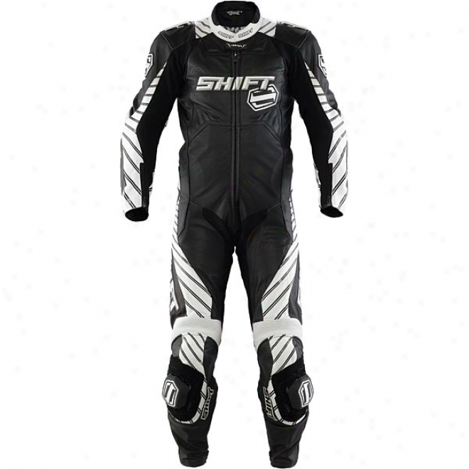 Vertex One-piece Leather Suit