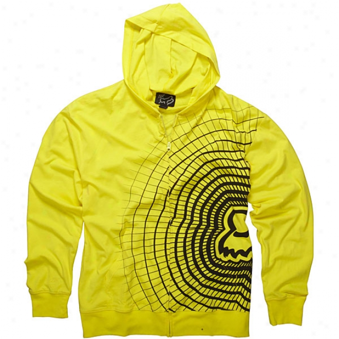 Vortex Beaming Zip-up Hoody