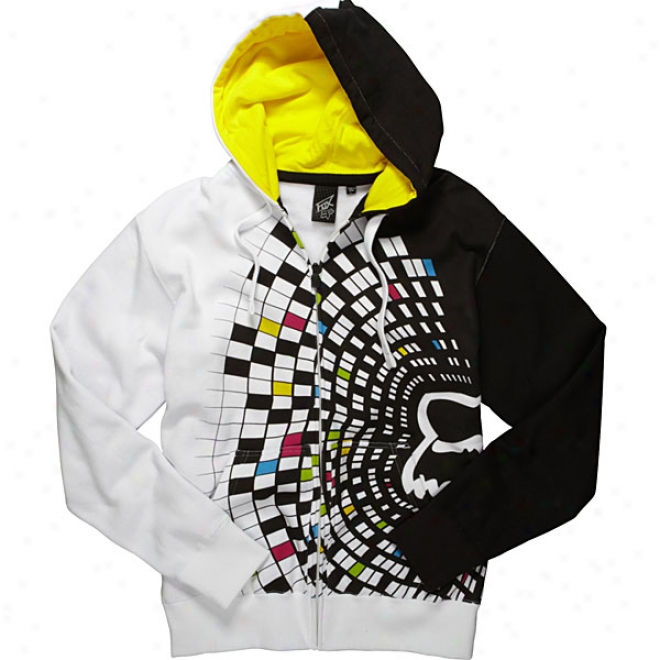 Vortex Rubix Zip-up Hoody