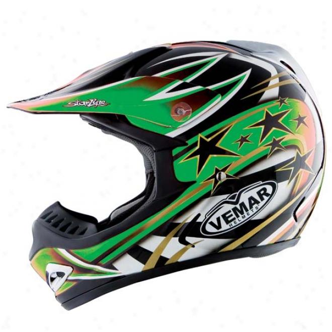 Vrx5 Predator Helmet
